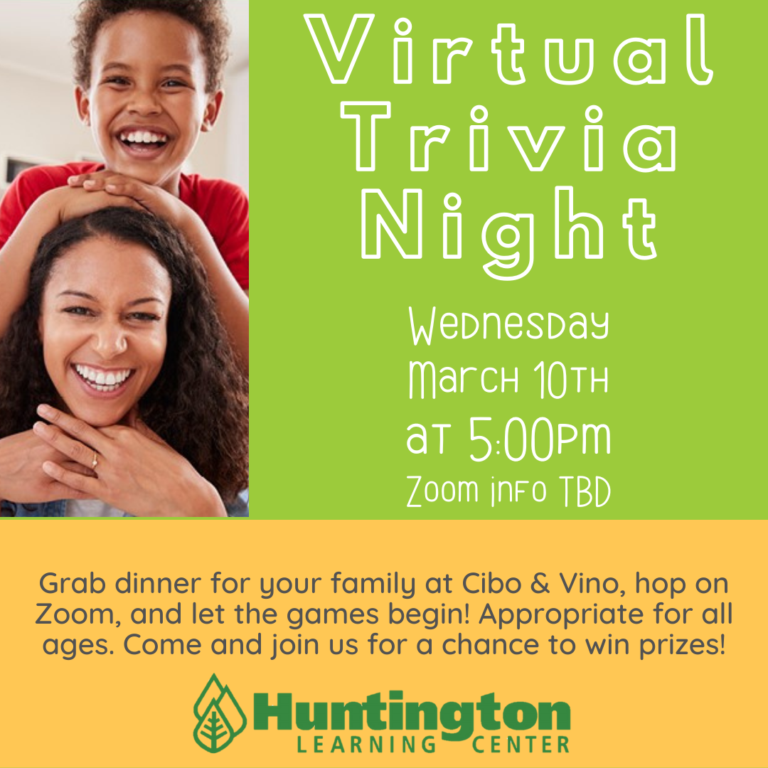Virtual Trivia Spirit Night
